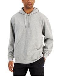Russell Athletic Fleece Hoodie - Grey