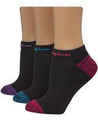 Champion 3-pk. Low-cut Socks - Black