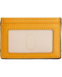 INC International Concepts I.n.c. Id Card Case, Created For Macy's - Yellow