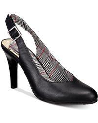 Rialto - Collette Slingback Court Shoes - Lyst