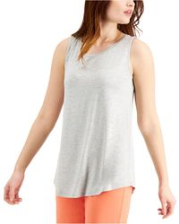 Style & Co. - Swing Tank Top, Created For Macy's - Lyst