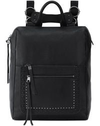 The Sak Loyola Leather Convertible Backpack - Black