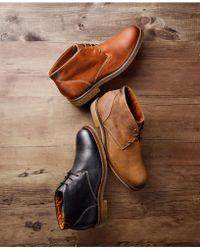 Johnston & Murphy Copeland Chukka Boots - Brown
