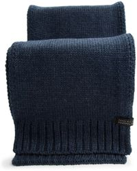 Perry Ellis - Washed Chunky Scarf - Lyst