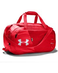 Under Armour Undeniable Duffel 4.0 Small Duffle Bag - Red