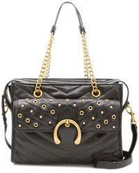 Circus by Sam Edelman Carmen Shopper Handbag - Black