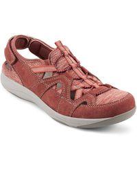 Earth Sid Sneaker - Red