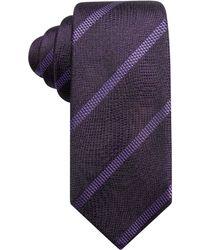 Alfani | Men's Bennington Stripe Slim Tie | Lyst