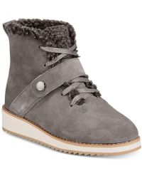 Style & Co. - Elissaa Cold-weather Booties, Created For Macy's - Lyst