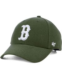 47 Brand - Boston Red Sox Mvp Cap - Lyst