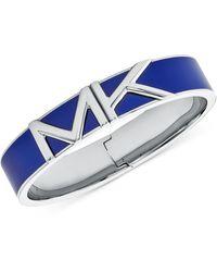 Michael Kors Mott Bangle - Blue