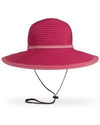 Sunday Afternoons Willow Hat - Red