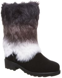 BEARPAW Regina Boots - Black