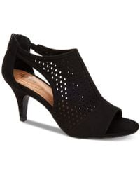 Style & Co. - Helaine Perforated Sandals, Created For Macy's - Lyst