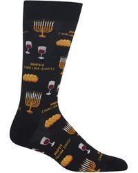 Hot Sox Socks - Black