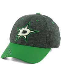Reebok - Dallas Stars Playoff Cap - Lyst