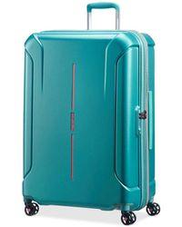 "American Tourister - Technum 28"" Hardside Spinner Suitcase - Lyst"