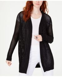 INC International Concepts - I.n.c. Open-knit Cardigan, Created For Macy's - Lyst