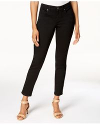 Style & Co. - Petite Skinny Ankle Jeans, Created For Macy's - Lyst