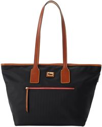 Dooney & Bourke Wayfarer Large Convertible Tote - Black