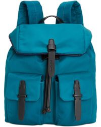Kenneth Cole Vesey Backpack - Blue