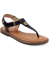 3daaeb013 Lyst - Tommy Hilfiger Bennia (black Ll) Women s Shoes in Brown