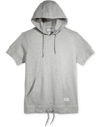 Ezekiel - Men's Howler Hooded Cotton T-shirt - Lyst