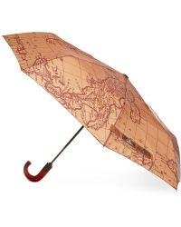 Patricia Nash - Signature Map Magliano Umbrella - Lyst