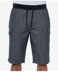 Sean John - Classic-fit Drawstring Cargo Shorts, Created For Macy's - Lyst