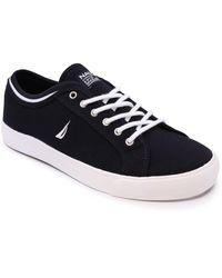 Nautica Hull 2 Sneakers - Black