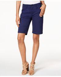 G.H.BASS - Chino Bermuda Shorts - Lyst