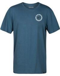Hurley - Prowler Logo-print T-shirt - Lyst