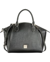 Dooney & Bourke - Sydney Satchel - Lyst