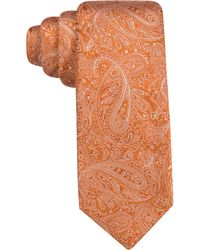 Con.struct - Men's New Augustin Paisley Tie - Lyst