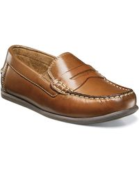 Florsheim Big Boy Jasper Driver, Jr. Shoes - Brown