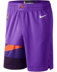 c52b9d3ca4 Lyst - adidas Men's Soul Swingman Short in Purple for Men