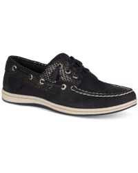 Sperry Top-Sider | Women's Song Fish Boat Shoes | Lyst