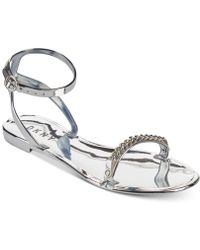 DKNY - Mona Ankle-strap Sandals, Created For Macy's - Lyst