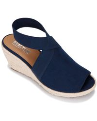 Kenneth Cole Reaction Carrie Sandals - Blue
