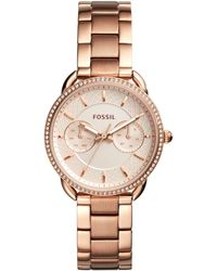 Fossil - Tailor Watch - Lyst