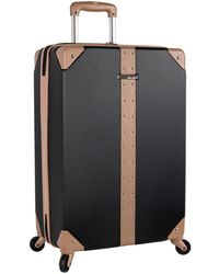 """Vince Camuto Laurra 24"""" Check-in Luggage - Black"""