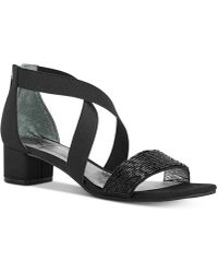 Adrianna Papell - Teagan Evening Sandals - Lyst