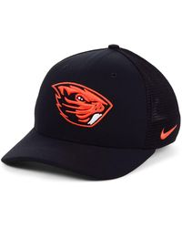 great deals 2017 lowest price shoes for cheap Nike Synthetic Ole Miss Rebels Aero Bill Mesh Swooshflex Cap in ...