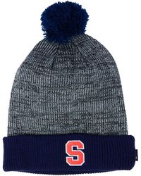 Nike - Heather Pom Knit Hat - Lyst