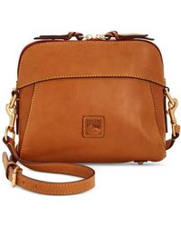 Dooney & Bourke - Cameron Small Leather Crossbody - Lyst