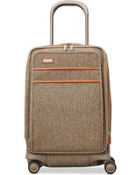 "Hartmann - Tweed Legend 20"" Global Carry-on Expandable Spinner Suitcase - Lyst"