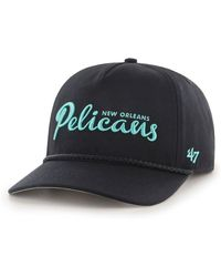 new concept 4fb5a 79a75 Ice Block Cuff Knit Hat.  28  15 (45% off). Macy s. 47 Brand - New Orleans  Pelicans Diamond Blue Captain Strapback Cap - Lyst