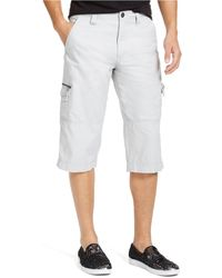 INC International Concepts Patrick Messenger Shorts, Created For Macy's - Multicolor
