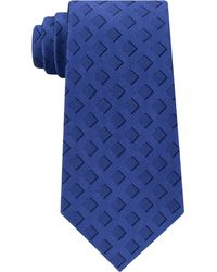 Michael Kors - Men's Unsolid Solid Foreshadow Square Silk Tie - Lyst