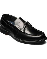 Nunn Bush Tassel Loafers - Black